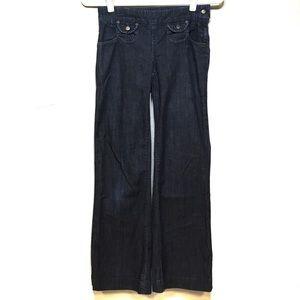 Citizens of Humanity Birkin Low Wst Wide Leg Jean